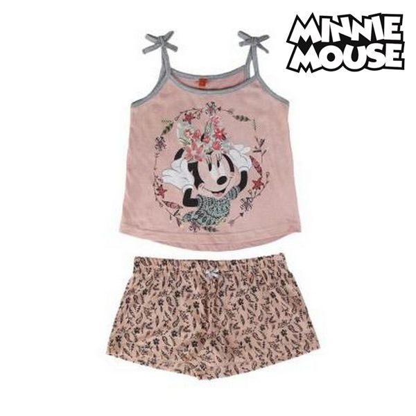 Summer Pyjama Minnie Mouse 71978 Pink