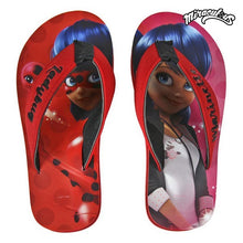 Load image into Gallery viewer, Flip Flops Lady Bug 72744