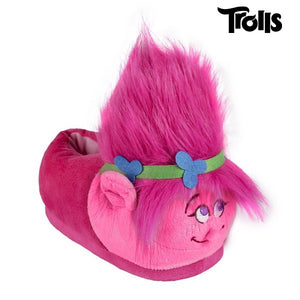 House Slippers Trolls 72849