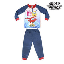 Load image into Gallery viewer, Children's Pyjama Super Wings 72310 Blue