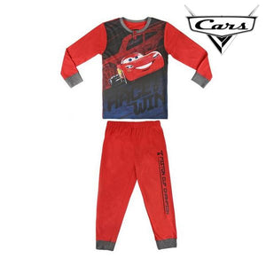 Children's Pyjama Cars 72287 Red