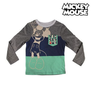 Children's Long Sleeve T-Shirt Mickey Mouse 72382