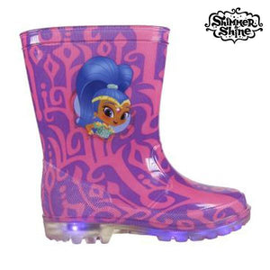 Children's Water Boots with LEDs Shimmer and Shine 72765