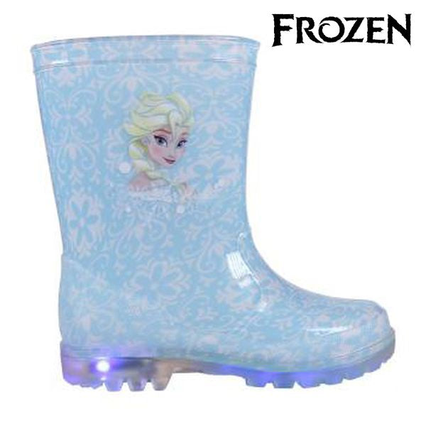 Children's Water Boots with LEDs Frozen 72766
