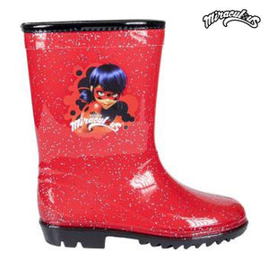 Children's Water Boots Lady Bug 72774