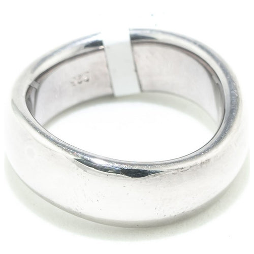 Ladies' Ring Armani EG103850 Silver