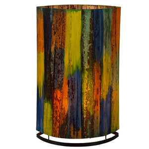 Lamp Multicolour Banana leaf (19 x 34 x 54 cm) by Shine Inline