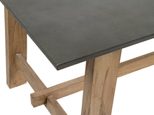 Load image into Gallery viewer, Dining Table (200 x 100 x 78 cm) Mindi wood Mdf