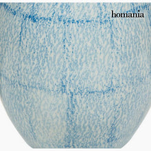 Load image into Gallery viewer, Vase Stoneware (18 x 18 x 33 cm) - Pure Crystal Deco Collection by Homania