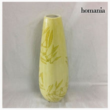 Load image into Gallery viewer, Vase Stoneware (11 x 11 x 32 cm) - Pure Crystal Deco Collection by Homania