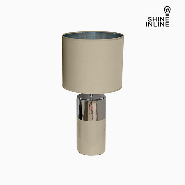 Desk Lamp Grey (30 x 30 x 62 cm) by Shine Inline