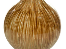 Load image into Gallery viewer, Vase made from recycled glass (18 x 18 x 36 cm) - Pure Crystal Deco Collection