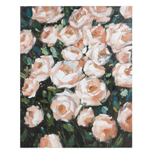 Load image into Gallery viewer, Oil Painting Roses Pine (80 X 4 x 100 cm)