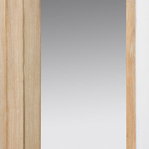 Mirror Natural rubber (24 X 5 x 120 cm)