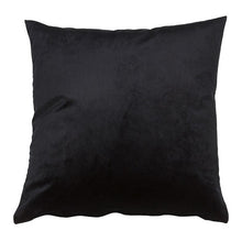 Load image into Gallery viewer, Cushion Velvet Black