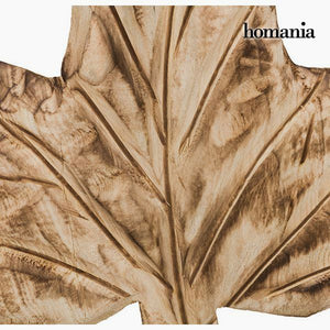 Decorative Figure Sheet Wood by Homania