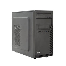 Load image into Gallery viewer, Desktop PC iggual PSIPCH409 i3-8100 8 GB RAM 120 GB SSD Black