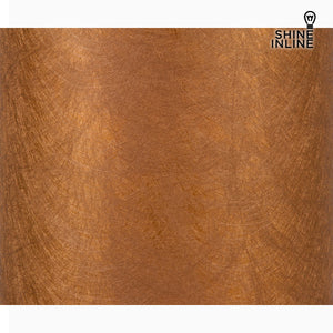 Floor Lamp Cellulose Copper by Shine Inline