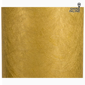 Floor Lamp Cellulose Gold by Shine Inline