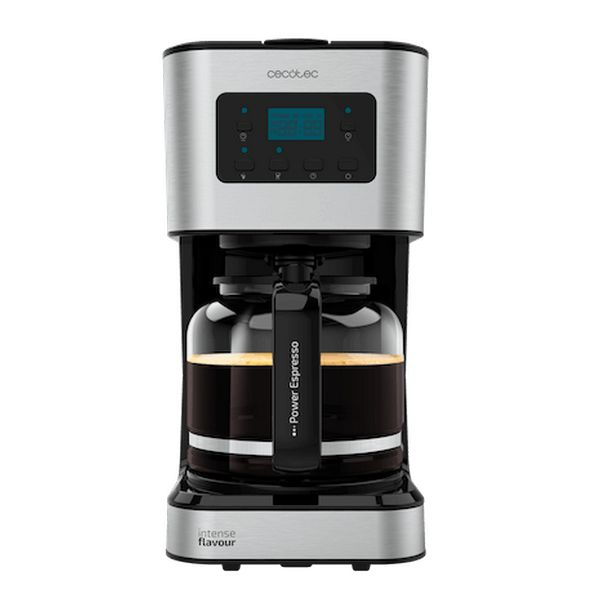 Drip Coffee Machine Cecotec Route Coffee 66 Smart 950 W 1,5 L Silver Black (12 Cups)