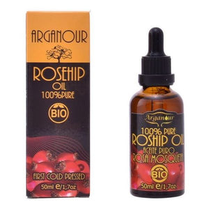 Body Oil Rosehip Oil Arganour