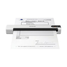 Load image into Gallery viewer, Portable Scanner Epson WorkForce DS-70 600 dpi USB 2.0 White