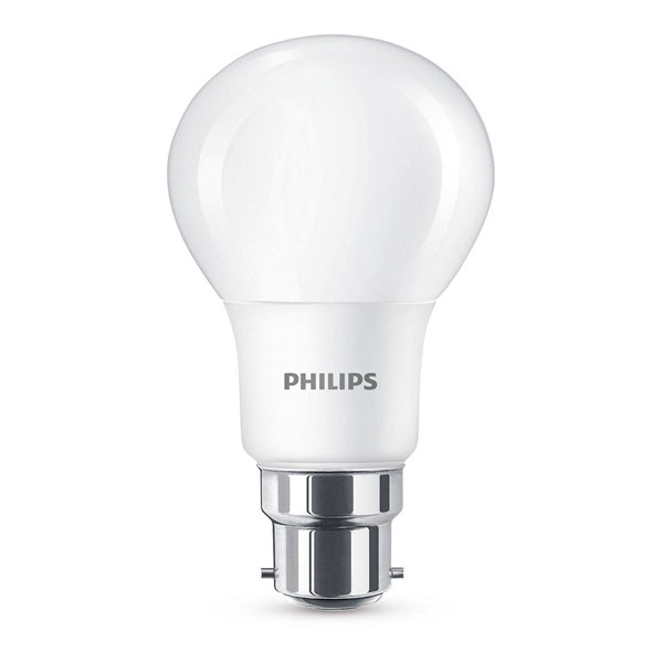 Spherical LED Light Bulb Philips 8W A+ 4000K 806 lm Warm light