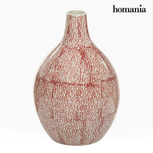 Load image into Gallery viewer, Vase Stoneware (17 x 17 x 25 cm) - Pure Crystal Deco Collection by Homania