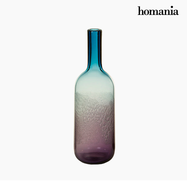 Vase Crystal (11 x 11 x 38 cm) - Pure Crystal Deco Collection by Homania