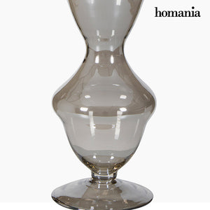 Vase (20 x 20 x 90 cm) - Pure Crystal Deco Collection by Homania