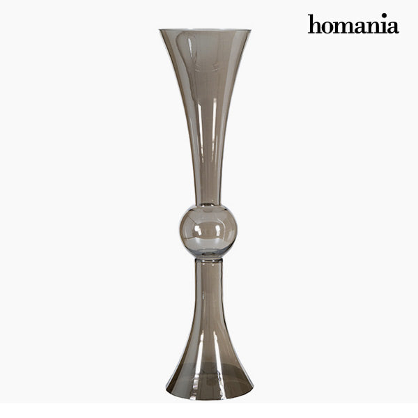 Vase (19 x 19 x 75 cm) - Pure Crystal Deco Collection by Homania