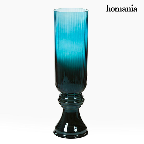 Vase Crystal (20 x 20 x 65 cm) - Pure Crystal Deco Collection by Homania