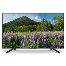 "Load image into Gallery viewer, Smart TV Sony KD65XF7096BAEP 64,5"" 4K Ultra HD LED WIFI Black"