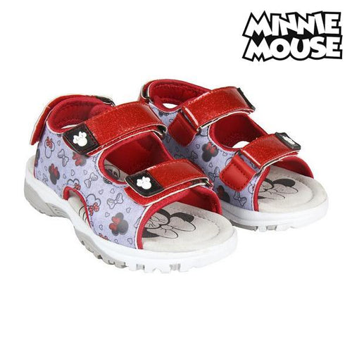 Children's sandals Minnie Mouse 73644 Red