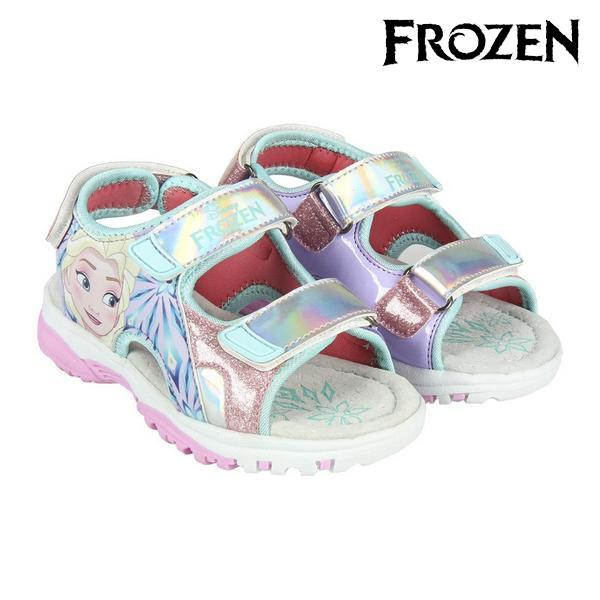 Children's sandals Frozen 73645 Pink