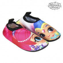 Load image into Gallery viewer, Children's Socks Shimmer and Shine 73876 Pink