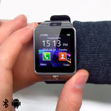 "Load image into Gallery viewer, Smartwatch 1,54"" LCD Bluetooth 145145"