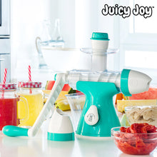 Load image into Gallery viewer, Juicy Joy Juice and Ice Cream Machine with Handle