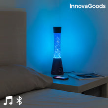 Load image into Gallery viewer, InnovaGoods Flow Lamp Glitter Lamp with Speaker 30W