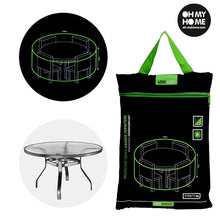 Load image into Gallery viewer, Oh My Home Round Garden Table Waterproof Cover