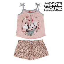 Load image into Gallery viewer, Minnie Summer Pyjamas For Girls
