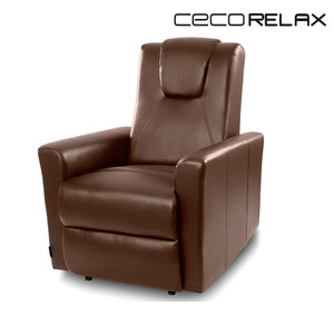 Cecotec 6150 Brown Relax Massage Armchair