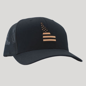 Idaho Flag Hat