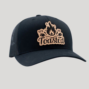 Lets Get Toasted Camping Hat