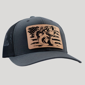 Bass Flag Hat