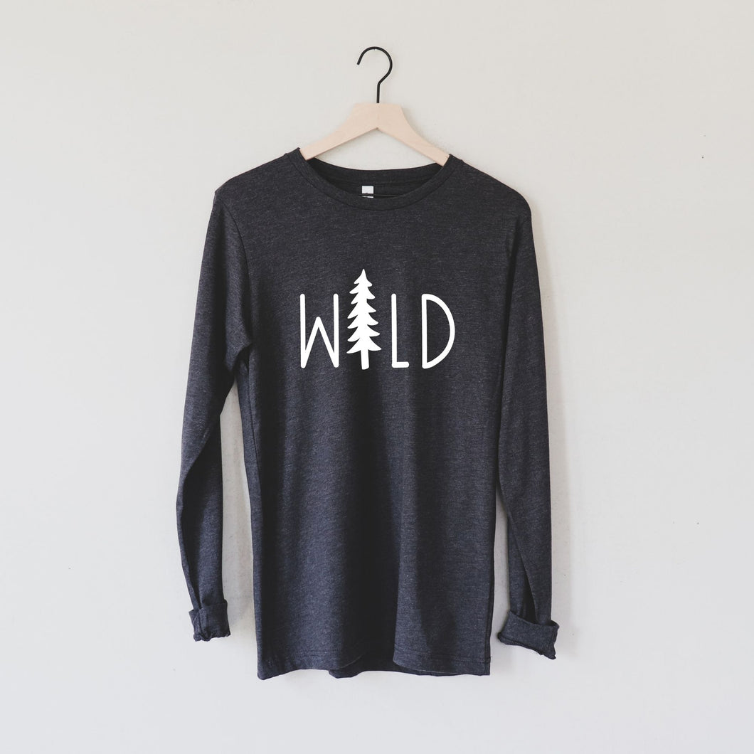 Wild Long Sleeve