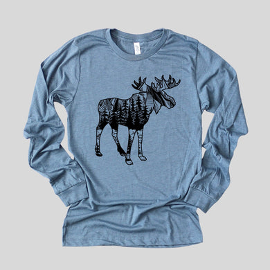 Moose Long Sleeve