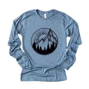 Mountain Sun Long Sleeve