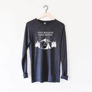 5 Billion Star Hotel Long Sleeve