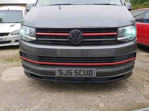 Volkswagen T6 Transporter Headlight Upgrades